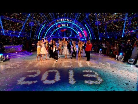 The first group dance of 2013 - Strictly Come Dancing: Series 11 (2013) Episode 1 - BBC One королева шопинга 2013 все серии strictly come dancing 2013 clips